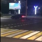 Автокөлікпен адам сүйреген: Павлодарда полиция куәгерлерді іздестіріп жатыр