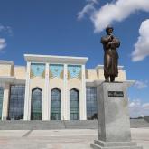 Түркістанда жаңа театр ашылды