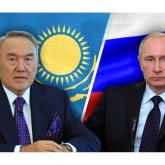 Елбасы РФ президентіне көңіл айтты