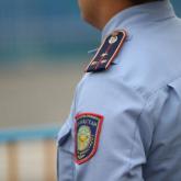 Тараздық полицейлер іздеуде жүрген қылмыскерді ұстады