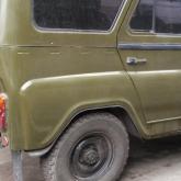 Ақтөбеде қылмыстық топ 4 УАЗ көлігін айдап кеткен