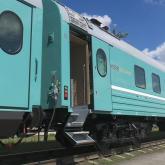 Алматы - Өскемен бағытындағы жолаушылар пойызына билет сатуға уақытша тыйым салынды
