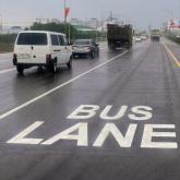 CTS Қабанбай даңғылында автобус жолағын қайта енгізуге мәжбүр