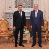 Қасым-Жомарт Тоқаев Тәжікстанның премьер-министрімен кездесті