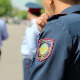 Павлодар облысында полицей табельдік қарудан өзіне оқ атқан