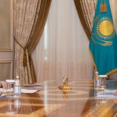 Президент Шығыс Қазақстан облысының әкімін қабылдады