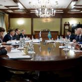 Үкімет делегациясы жұмыс сапарымен Ресейге барды