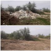 Нұр-Сұлтанда рұқсат етілмеген қоқыс орындарынан 37 мың тоннадан астам қалдық жиналды