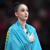 Алина Әділханова көркем гимнастикадан Токио олимпиадасына жолдама жеңіп алды