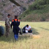 Сайрам-Өгем шатқалында жоғалып кеткен студенттердің бірінің денесі табылды