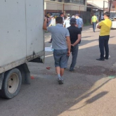 Атырау облысында жұмысшы әріптесін жүк көлігімен басып кетті