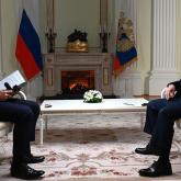 «Айыптаудың түр-түрін естідім, ол үшін алаңдамаймын»: Путин америкалық басылымға сұхбат берді