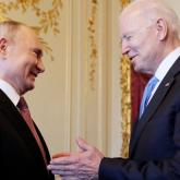 Женевада Байден мен Путин келіссөзі басталды