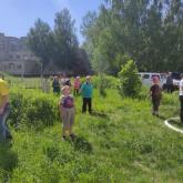 Риддерде бес қабатты үйден өрт шығып, 20 адам эвакуацияланды