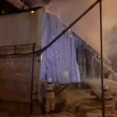 Жаңаөзендегі «ҚазМұнайГаз» компаниясының газ өңдеу зауытында өрт шықты