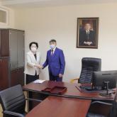 Дәстүрлі әнші Ақан Әбдуалиев жаңа қызметке тағайындалды