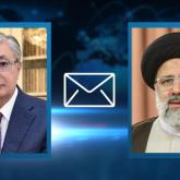 Тоқаев Иранның жаңадан сайланған басшысын құттықтады