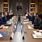 Қазақстанның Сыртқы істер министрі Әзербайжанға ресми сапармен барып келді