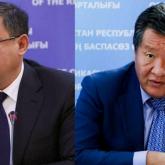 Сотқа бұрынғы вице-министрлер Сәдібеков пен Жақсалиевқа қатысты қылмыстық іс келіп түсті