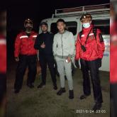 Фурманов шыңында екі турист адасып кеткен - ТЖМ