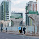 Елордада LRT құрылысы қайта жанданды