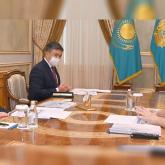 Годунова Тоқаевқа 2020 жылдың бюджеті қалай жұмсалғанын айтып берді