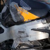 CҚО-да мотоциклдің қатысуымен болған жол апатынан бір адам қайтыс болды