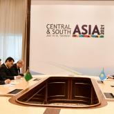 Қазақстанның Сыртқы істер министрі Ташкентте екіжақты кездесулер өткізді