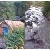 Алматы облысының Кербұлақ ауданында сел жүріп өтті