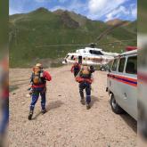 Іле Алатауында турист жоғалып кетті