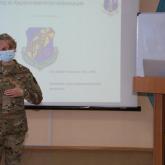 Әскери дәрігерлер АҚШ мамандарымен бірге бітімгершілік миссияға дайындық өткізді