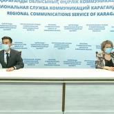 Қарағанды және Жамбыл облысы: сайлаушылар белсенділігі айтылды
