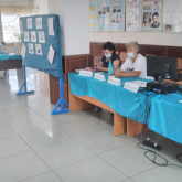 Қарағанды облысында сайлау учаскесіне халықтың 50%-дан астамы барған