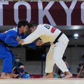 Дзюдодан ұлттық құрама Токио Олимпиадасынан бір қола жүлдемен қайтты
