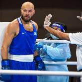 Токио Олимпиадасында нокаутпен жеңілген Василий Левит үндеу жасады