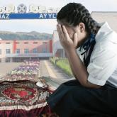 «Айтсаң, ініңді өлтірем». Алматы облысында туысы зорлаған 13 жастағы оқушы қыз жүкті болып қалды