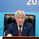 Президент Бердібек Сапарбаевқа сөгіс жариялады