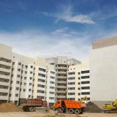Елордада биыл ұзаққа созылған 57 тұрғын үйдің құрылысы аяқталады