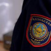 Атырау облысында бес бірдей полиция өкілі жазаға тартылды