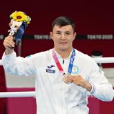 Бірінші раундтағы тактикамды өзгертпеуім керек еді - Қамшыбек Қоңқабаев