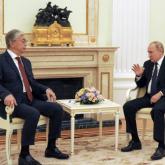 Тоқаев пен Путин екі ел арасындағы экономикалық байланыс, қауіпсіздік және Ауғанстандағы жағдай туралы сөйлесті
