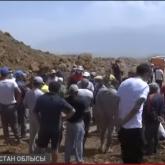 Онкологиялық аурулар көбейді: Түлкібас тұрғындары кен орындарының жұмысына наразы