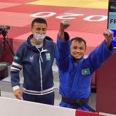 Паралимпиада: финалға шыққан қазақстандық дзюдошының қарсыласы анықталды