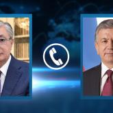 Өзбекстан президенті Қазақстан халқына көңіл айтты