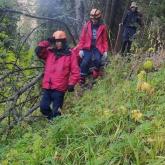 Алматы тауларында адасып кеткен үш турист табылды