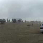 Жамбыл облысындағы тас жолда 11 автокөлік соқтығысты