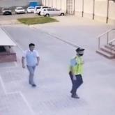 Алматыда қол астындағы қызметкерге қол көтерген полиция басшысы қызметінен босатылды