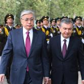 Тоқаев Өзбекстан президентінің атына жеделхат жолдады