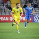2022 жылғы Әлем чемпионатына іріктеу: Қазақстан Украинамен тең түсті