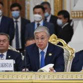 Тоқаев Алматы қаласында Ауғанстанға гуманитарлық көмек жеткізетін хаб ұйымдастыруды ұсынды